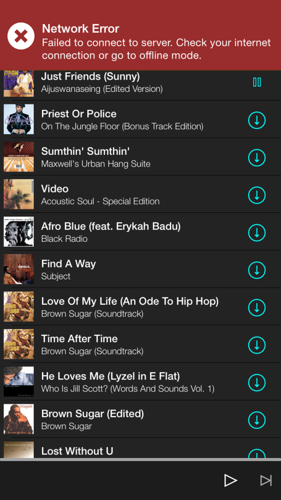 99 Problems and a Tidal Ain't One!
